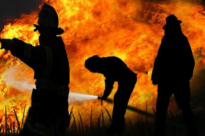 В с. Караидель продолжается профилактическая работа по борьбе с пожарами