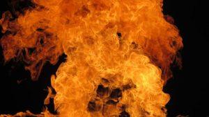 Пожарно-спасательные подразделения ликвидировали пожар в с. Кадры Туймазинского района